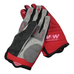 Перчатки MW Jigging Gloves BL-1 Red Size L