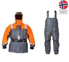 Костюм поплавок Monster Fish flotation suit S