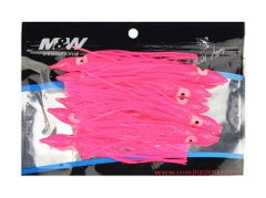 Октопус MW Octopus Pink Eyes Glow 12cm 10pcs