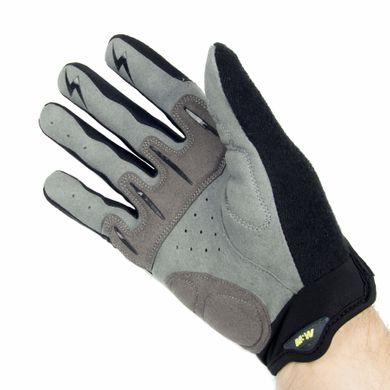 Перчатки MW Jigging Gloves BL-1 Black